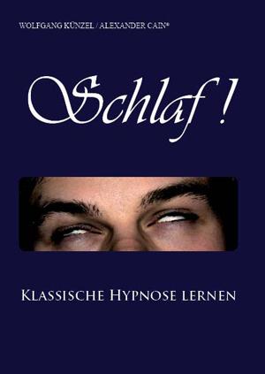 Buchcover 'Schlaf - klassische Hypnose lernen'