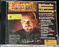 Plakat Alexander Cain Hypnoseshow ab 1997
